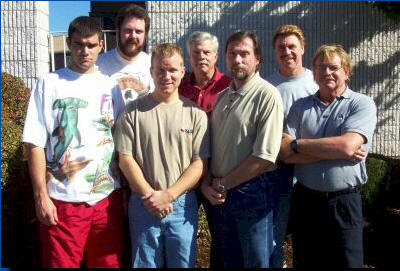 Fall 2002 Instructor Class