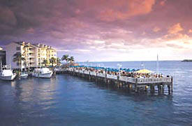 Sunset Pier - Key West